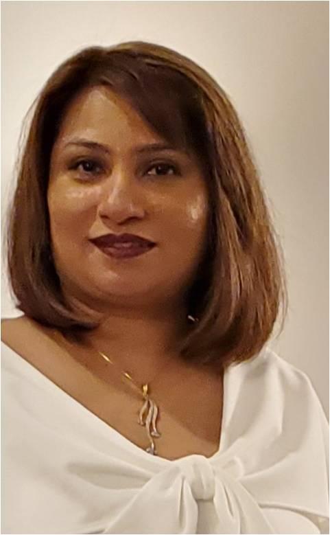 Sharon Mary McCrahan